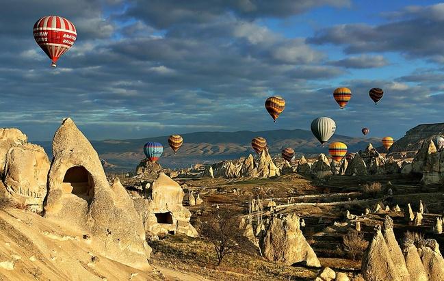 埃及、土耳其深度游18日游(棉花堡 、卡帕多奇亚、开罗、卢克索) 江西到土耳其旅游  编号:62