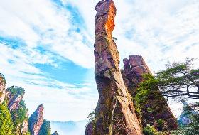 海外旅行社最新南昌到巨蟒出山旅游线路