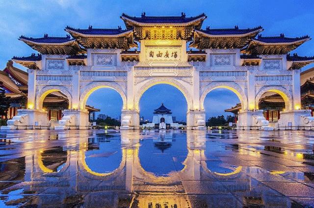 优享宝岛—台湾直航环岛7晚8日游(台北、阿里山、日月潭),江西到台湾旅游