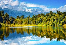 【目的地参团】新西兰南岛风情体验游+米佛峡湾+但尼丁+蓝眼小企鹅基地