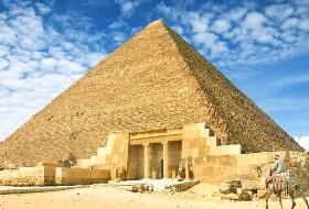 埃及深度10日游 (亚历山大、红海、卢克索)南昌到埃及旅游