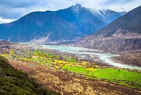 完美西藏全景 拉萨、林芝、羊湖双卧11日游,南昌到西藏旅游