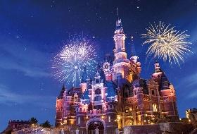 上海迪士尼二次入园、双高4日游   南昌到上海迪士尼旅游  编号:285