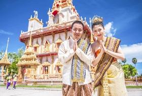 曼谷、芭提雅、沙美岛直飞6日游  南昌到泰国旅游  编号:315