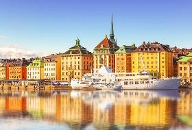 【东欧】瑞典、芬兰、冰岛南部、冰川、蓝冰洞跟团9天游  南昌到欧洲旅游,南昌起止