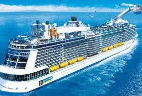 【邮轮之旅】海洋量子上海—大阪—神户—横滨(过夜)—上海8晚9天 江西到日本旅游