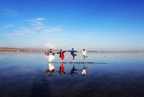 兰州、互助风情园、茶卡盐湖、青海湖、塔尔寺双飞6日游  南昌到青海旅游