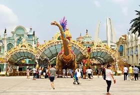 江西到南京、常州恐龙园、苏州园林、沙家浜、杭州西湖、浙江大学、绍兴、上海迪士尼旅游 亲子双卧8日游  南昌到上海迪士尼旅游