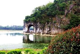 桂林心旅行双卧5日游(大漓江、银子岩、梦幻漓江)南昌到桂林旅游
